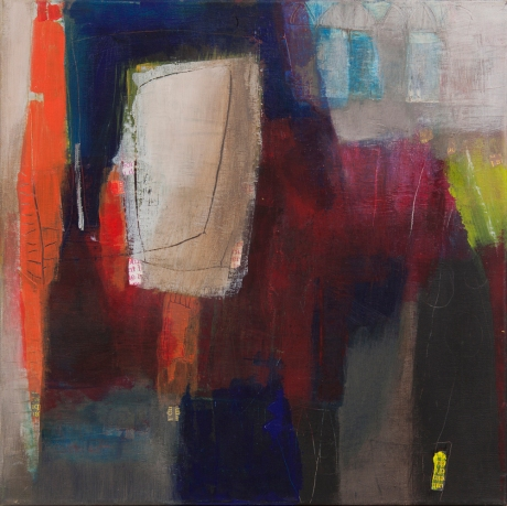 peinture acrylique, acrylique on canvas, modern painting, contemporary painting, abstract painting, odile touillier peinture