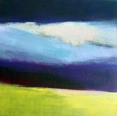 peinture acrylique, acrylique on canvas, modern painting, contemporary painting, abstract painting, paysage, landscape painting, odile touillier peinture