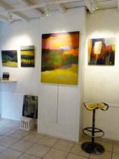 Galerie du 10 sur Die, 10 rue Camille Buffardel, lieu culturel, galerie d'art, Odile Touillier, artiste peintre, Die, peinture contemporaine
