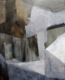 Acrylique sur toile, acrylic on canvas, paysage, landscape painting,, odile touillier painting,galerie du 10