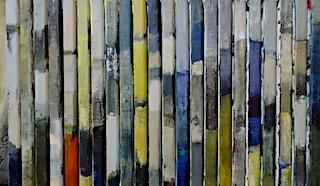 odile touillier, artiste peintre, atelier, artistes contemporains, acrylique sur toile, galerie du dix, la galerie du 10, Die, exposition automne hiver