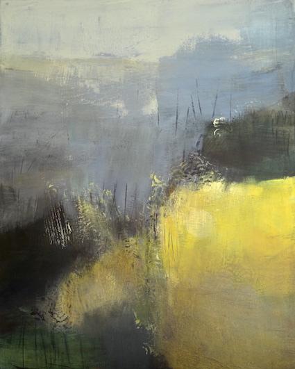 peinture acrylique sur toile, odile touillier, galerie du 10, paysage, e.cadeau, exposition