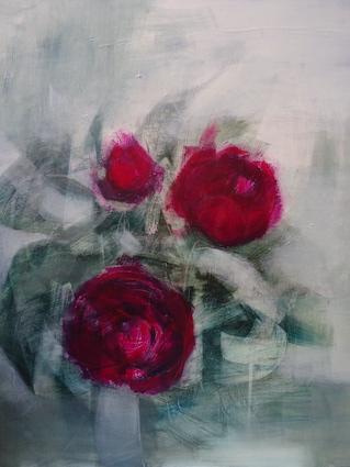 peinture acrylique sur toile, odile touillier, galerie du 10, paysage, e.cadeau, expo